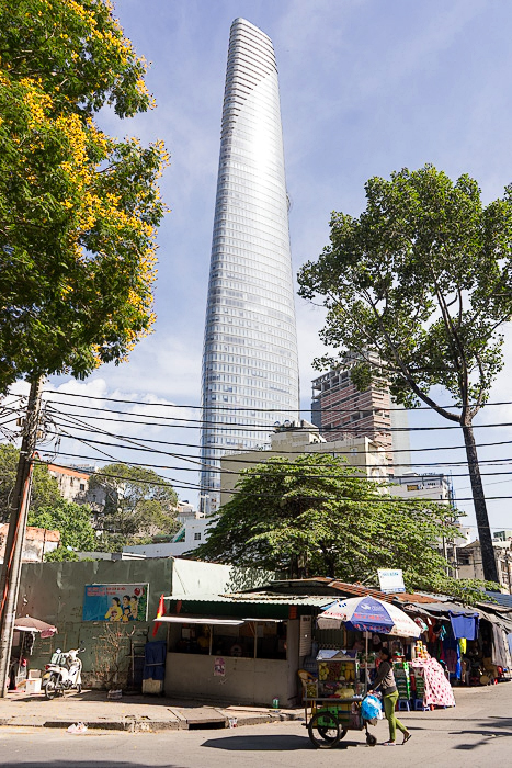 Bitexco Tower Skydeck