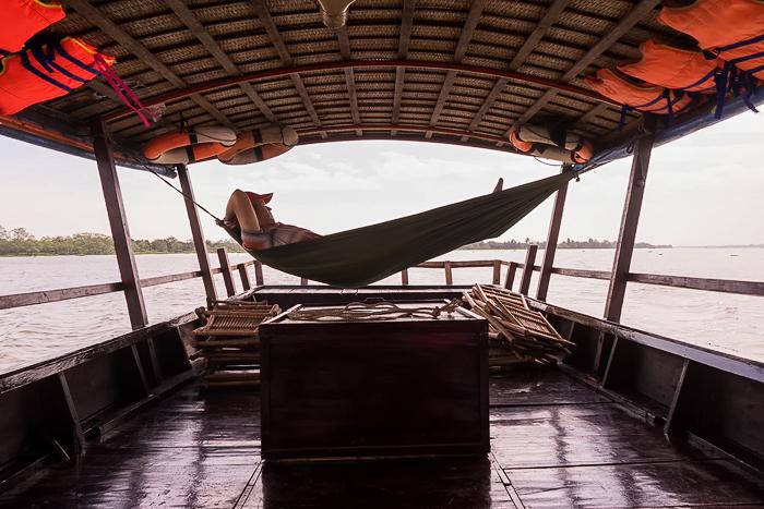 An Binh Island Mekong Delta Boat Tour