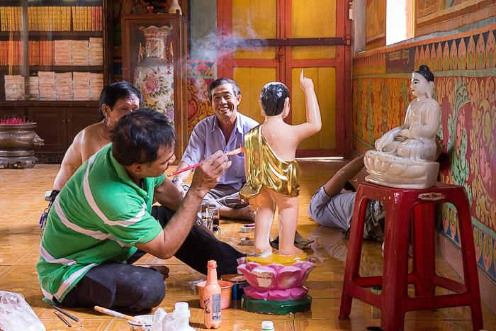 Disctrict 3 Saigon