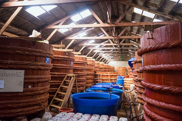 Phu Quoc Fish Sauce Factory