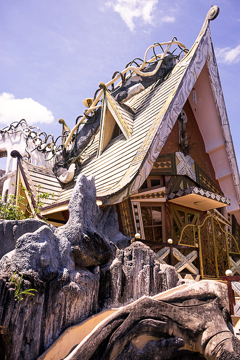 The Crazy House of Dalat