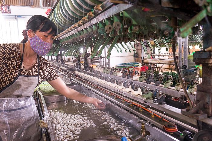 Cường Hoàn Silk Factory