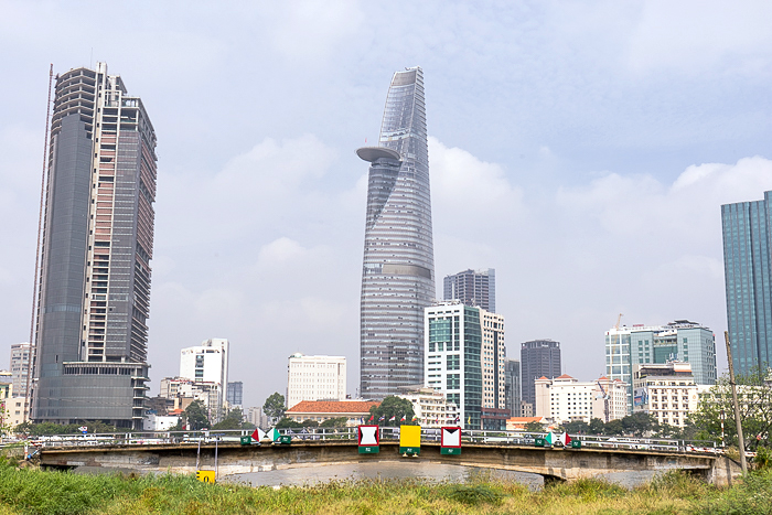 New Saigon District 2