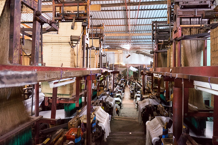 Tan Chau Silk Weaving Factory