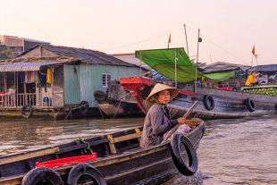 Mekong Portraits