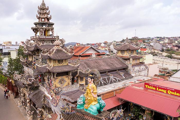 Mosaic Temple Dalat