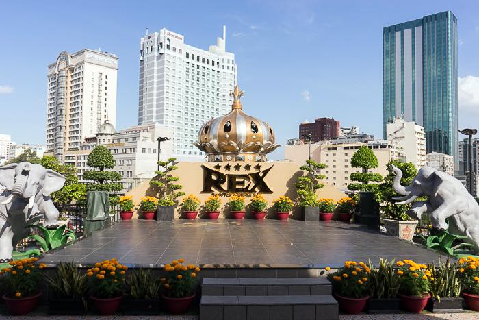 The Rex Hotel Saigon