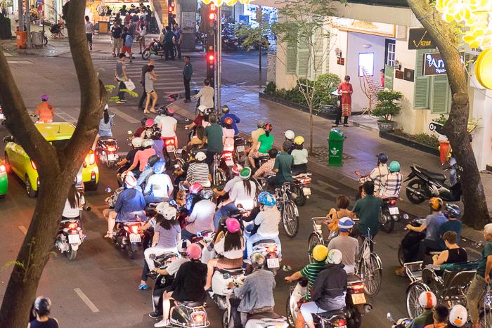 Rhythm of Saigon