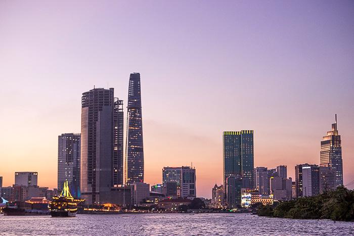 Saigon Boat Trip