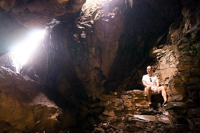 Cave Elephant Falls