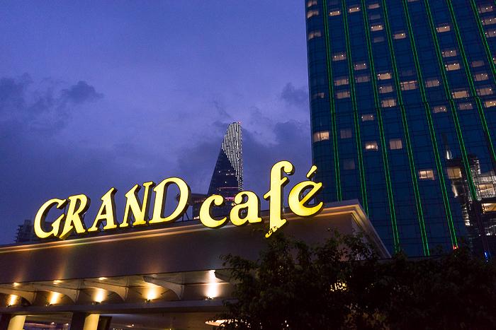 Grand Hotel's Grand Cafe