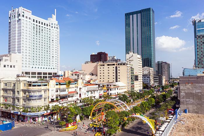 Rex Hotel Saigon Rooftop