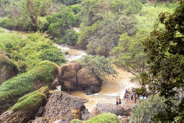 Elphant Falls