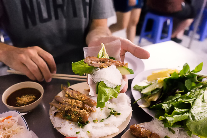 Saigon Street Food Blog